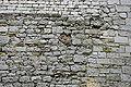 Detail on the wall of basilica San Giovanni i Tuba.JPG