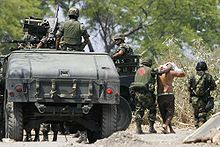 Mexican Drug War - Wikipedia
