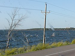 Devils Lake Nd >> Devils Lake North Dakota Wikipedia