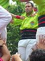 Diada castellera festes de primavera 2014 a Sant Feliu de Llobregat P1480302.jpg