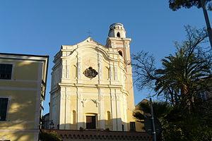 Diano Castello - Church of Nicholas of Bari