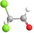 Dichloroacetaldehyde 3D.png