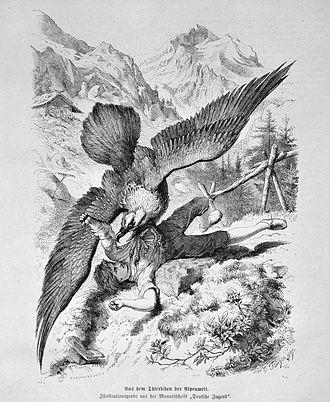 Fedor Flinzer - Illustration by Flinzer for the Deutsche Jugend, printed in the Gartenlaube from 1875