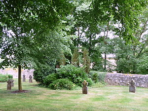 Dietkirchen gravestones