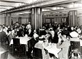 Dining room at Wynyard Station, 1946 (4009462515).jpg