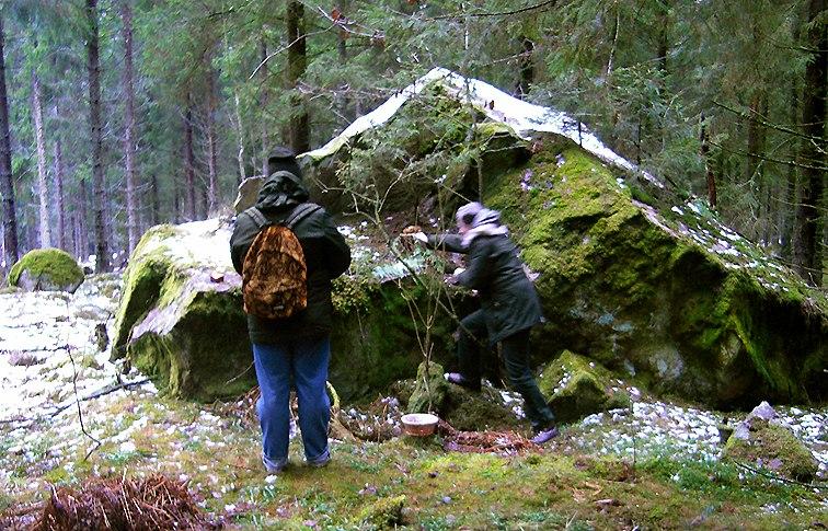 Disablot at boulder