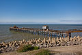 Disused loading jetty , Llanddulas (6136453235).jpg