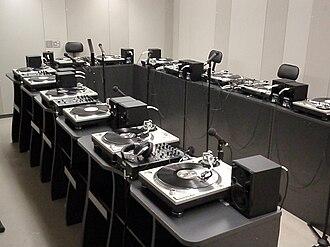 "IMP Labs - DJ Multi-Media Workshop and Performance Studio ""DJ pod"""