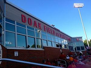 Doak Field - Doak Field at Dail Park