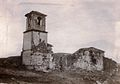 Dolno Varbeni Blown Up Church in WWI.jpg