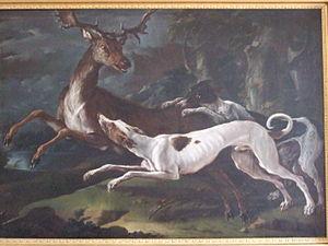 Domenico Brandi - Image: Domenico Brandi scène de chasse