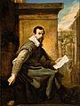 Domenico Fetti (Italian - Portrait of a Man with a Sheet of Music - Google Art Project.jpg