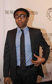 Donald Glover at PaleyFest2010.jpg