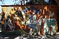 Donaupark Wien Mosaik Im Café Leherb 2017.jpg