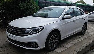 Dongfeng Fengxing Jingyi - Image: Dongfeng Fengxing Jingyi S50 facelift 001 China 2017 04 05