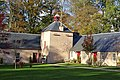 Doocot and bell tower, Dumfries House Mains, East Ayrshire.jpg
