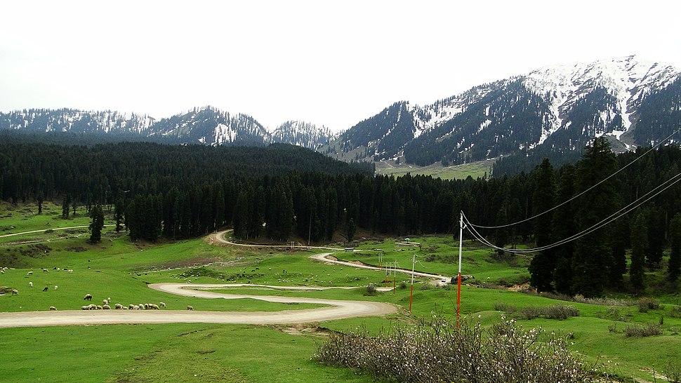 Doodhpathri southwest Jammu Kashmir India (8)