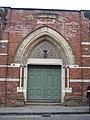 Doorway in St Andrewgate, York - geograph.org.uk - 1881955.jpg