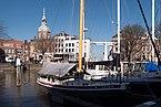 Dordrecht, de Groothoofdspoort RM13310 vanaf de Taankade IMG 0177 2018-02-25 12.18.jpg