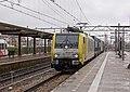 Dordrecht ERS 189 203 met omgeleide Poznan Shuttle (16349772173).jpg