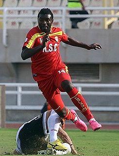 Dorge Kouemaha Cameroonian association football player
