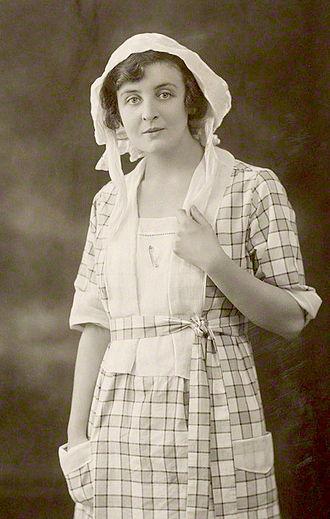 Doris Lloyd - Lloyd in 1921
