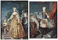 Double portraits of Queen Marie Leczinska and Louis XV.jpg