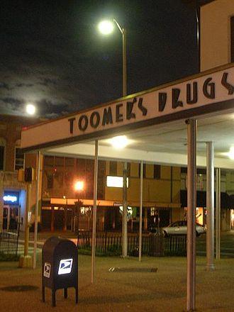 Auburn Tigers - Toomers' Corner