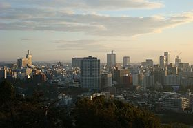 Downtown Buildings Sendai 01.JPG