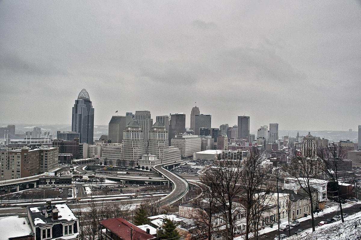Downtown Cincinnati Wikipedia
