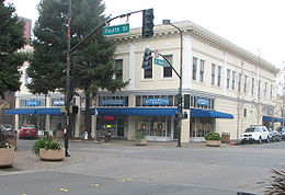 Downtown Santa Rosa, 4th & D.jpg