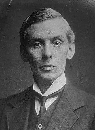 Christopher Addison, 1st Viscount Addison - Image: Dr. Christopher Addison LOC 16027831872 (cropped)