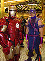 Dragon Con 2009 - iron man hawkeye (3914598802).jpg
