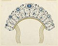 Drawing, Design for Jewelled Hair, 1800–1850 (CH 18560641).jpg