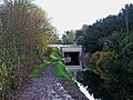 Droitwich Barge Canal tunnel under A449 - geograph.org.uk - 1589822.jpg