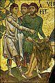 Drunken Noah, mosaic - Palatine chapel (Palermo) detail.jpg