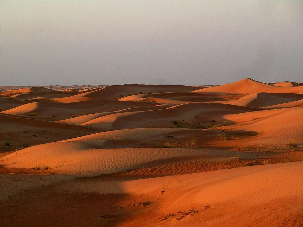 Dubai - lonely desert - %D8%A7%D9%84%D8%B5%D8%AD%D8%B1%D8%A7%D8%A1 %D9%88%D8%AD%D9%8A%D8%AF%D8%A7 - panoramio (4)