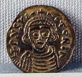 Ducato di benevento, emissione aurea di arichis II, zecca di benevento, 758-774, 03.JPG