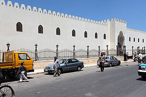 Damietta - Amr Ibn Al-a'as Mosque (Al-Fateh).