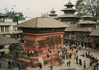 Kathmandu Durbar Square Square in Kathmandu, Nepal