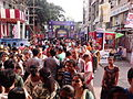 Durga Puja Spectators - Singhi Park - Kolkata 2011-10-03 00664.jpg