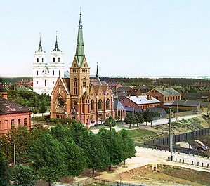 Daugavpils - A 1912 photo by Prokudin-Gorsky