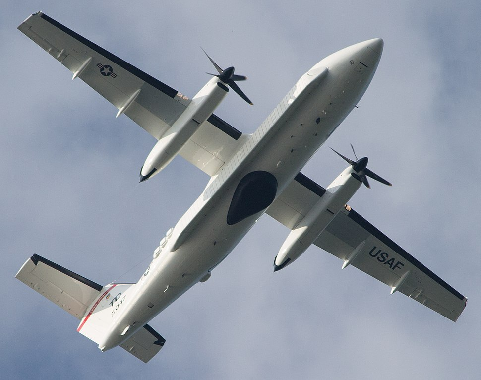 E-9 Widget Takeoff Tyndall 03