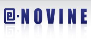 E-novine - Image: E novine logo