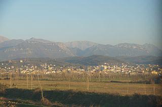 Mamurras Municipal unit in Lezhë, Albania