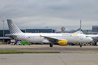 EC-MAX - A320 - Vueling