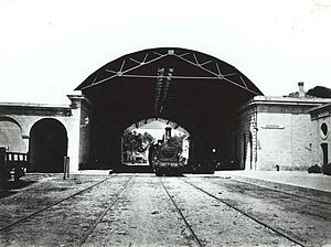Rail transport in Catalonia - Girona rail station