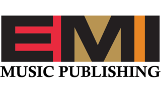 EMI Music Publishing multinational music publishing company;music publishing division of EMI Group, Plc.