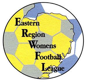 Eastern Region Women's Football League - Image: ERWFL Logo