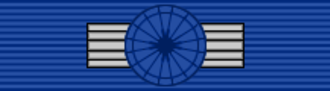 António Costa - Image: EST Order of the Cross of Terra Mariana 3rd Class BAR